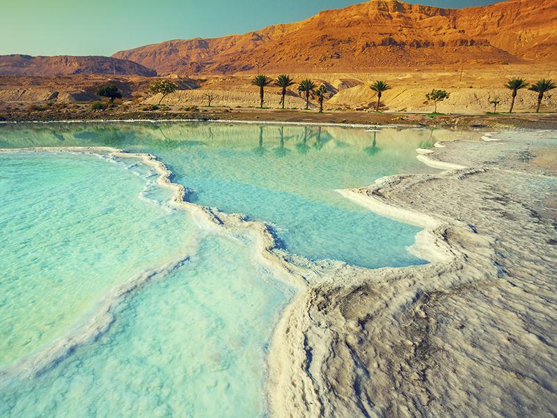 Aventuras de Wadi Rum - Opción Mar Muerto