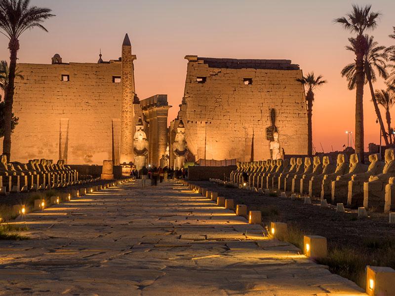 Cairo y Nilo - Salidas lunes