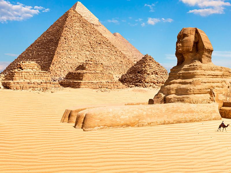 Cairo y Nilo Todo incluido - Salidas lunes