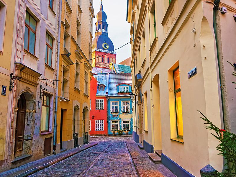 Capitales bálticas - Semana Santa (salida 3 abril)