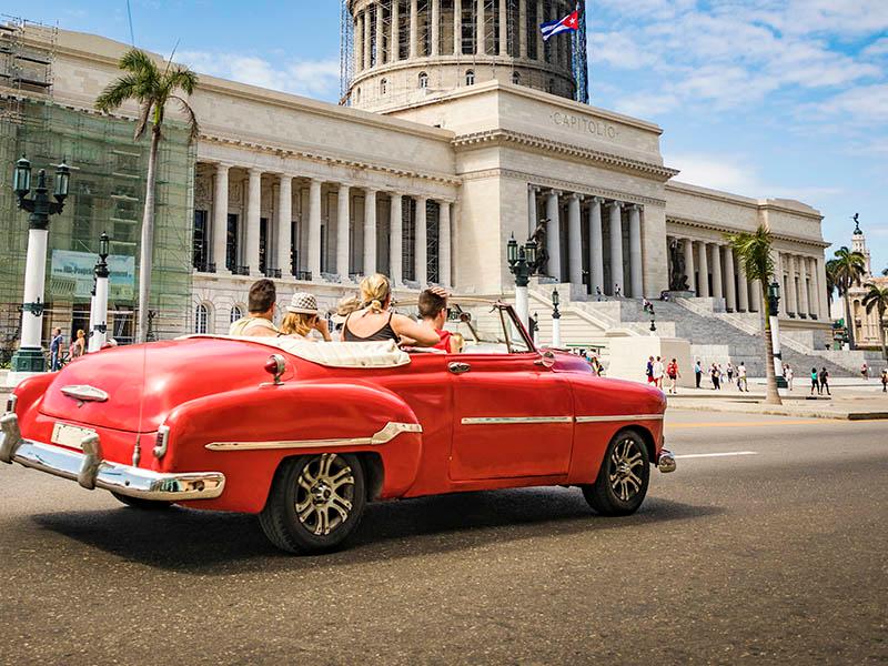 Cuba Clásica y Cayo Santa María