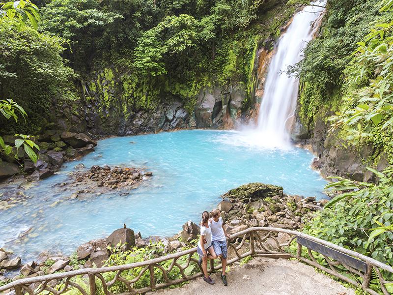Descubre Costa Rica  - Opción Manuel Antonio