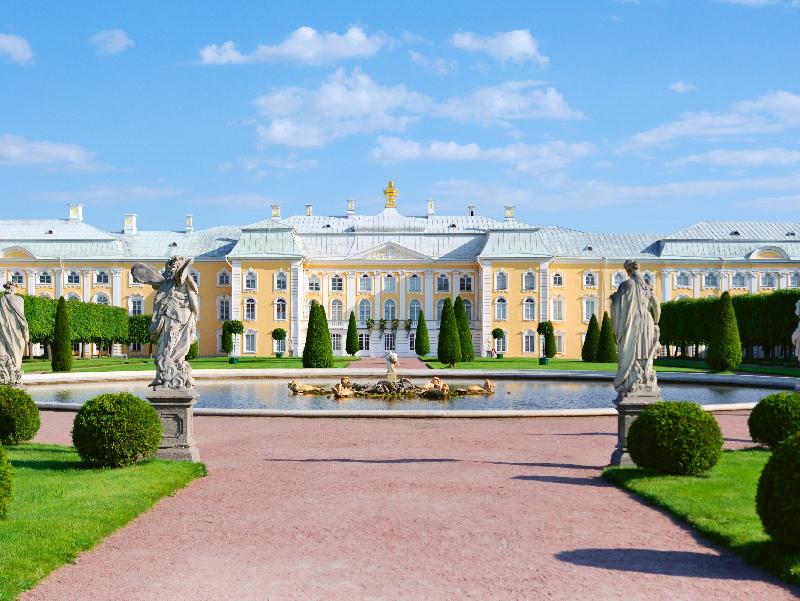 Dos Capitales Rusas, de Moscú a San Petersburgo - Programa a Fondo