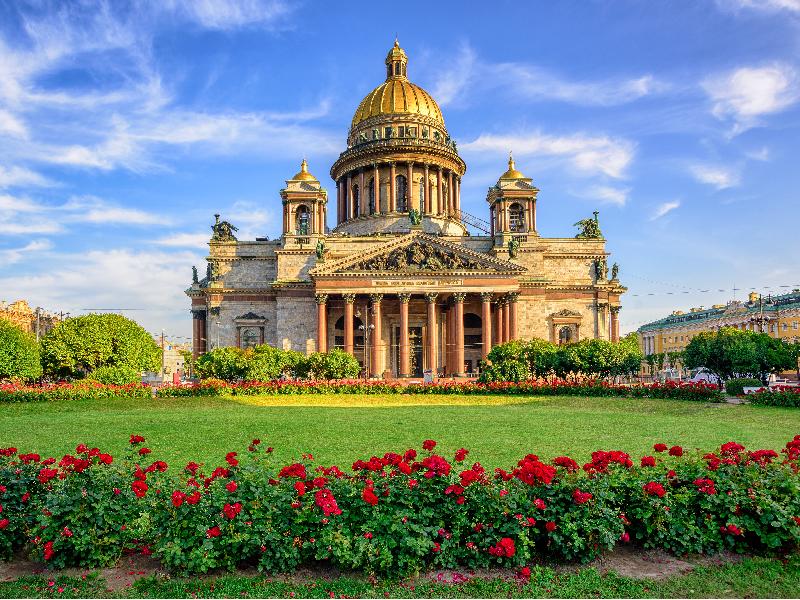 Dos Capitales Rusas, de Moscú a San Petersburgo - Programa Básico