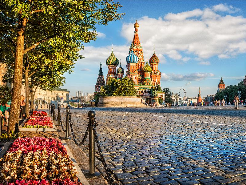 Dos Capitales Rusas, de San Petersburgo a Moscú - Programa a Fondo