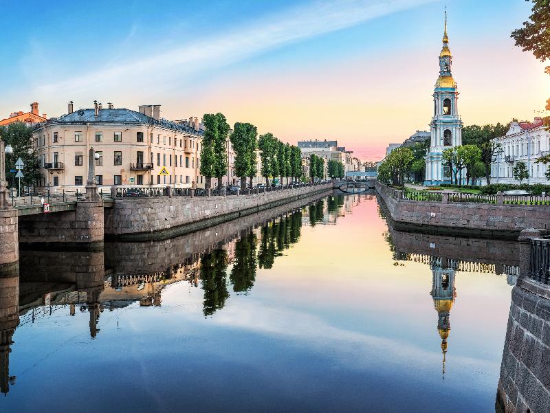Dos Capitales Rusas, de San Petersburgo a Moscú - Programa Básico