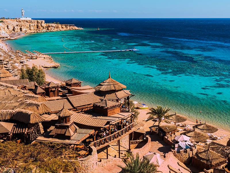 Egipto y Mar Rojo - Opción Sharm El Sheikh