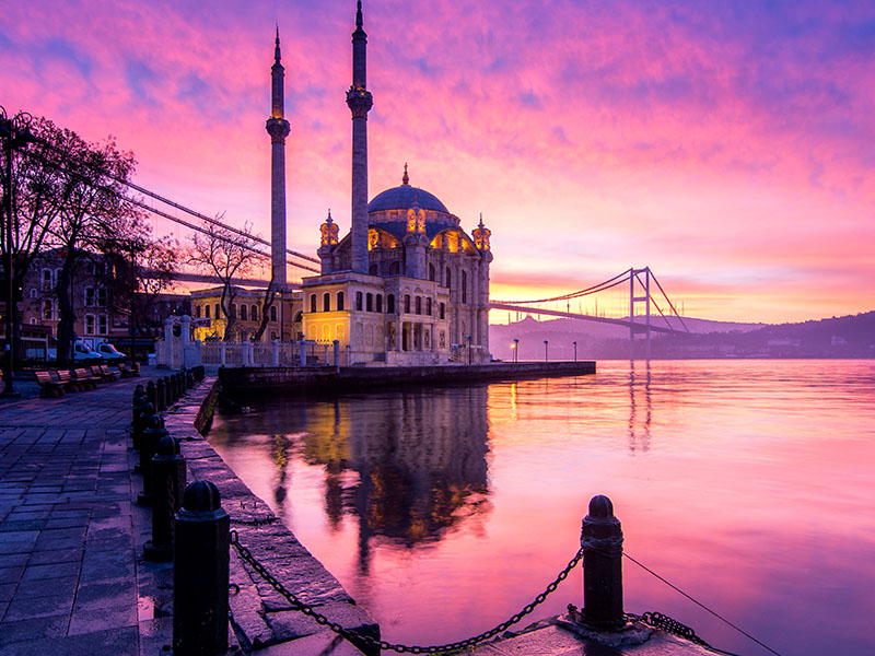 Estambul - Puente de diciembre