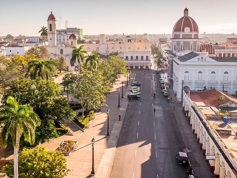 Fascinante Cuba