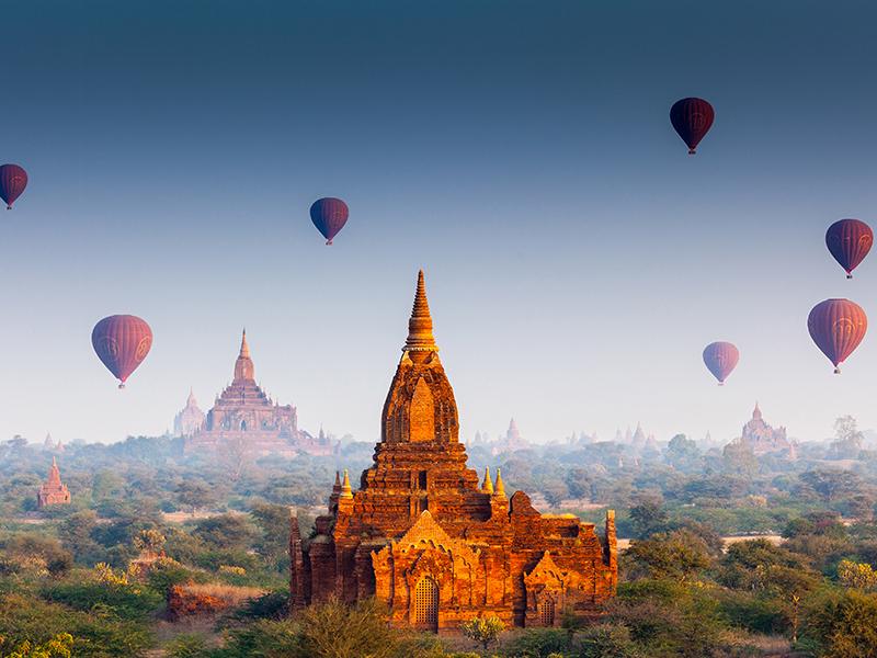 Gran Tour de Myanmar