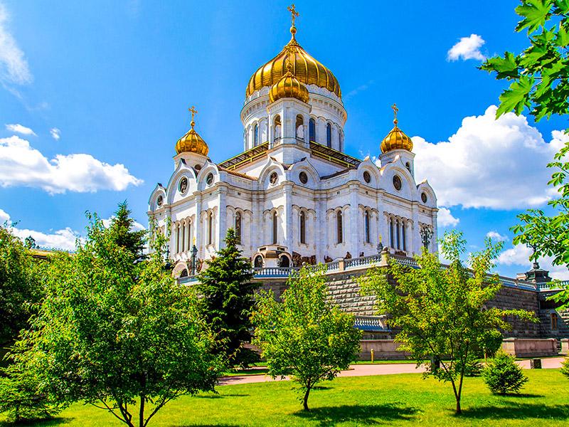 Grandes Capitales Rusas, de Moscú a San Petersburgo - Programa a Fondo