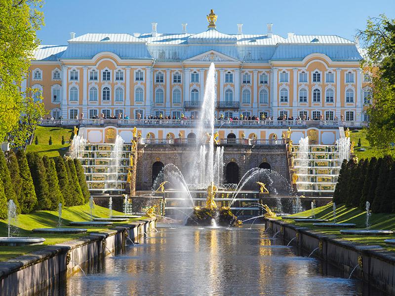 Grandes Capitales Rusas, de Moscú a San Petersburgo - Programa Básico