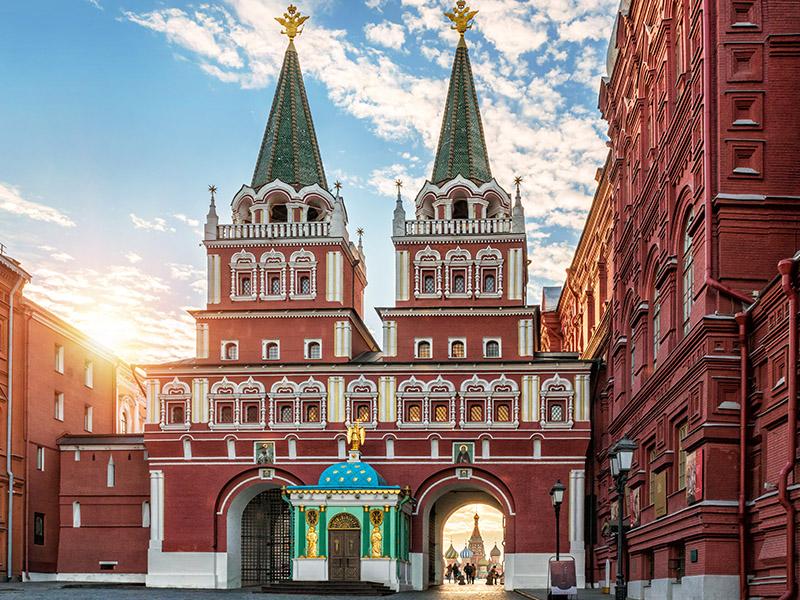 Grandes Capitales Rusas, de San Petersburgo a Moscú - Programa a Fondo