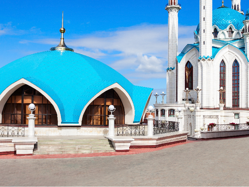 Grandes Capitales Rusas, de San Petersburgo a Moscú - Programa Básico