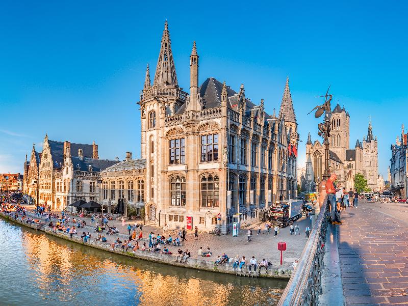 Lo Mejor de Flandes y Países Bajos - Opción A