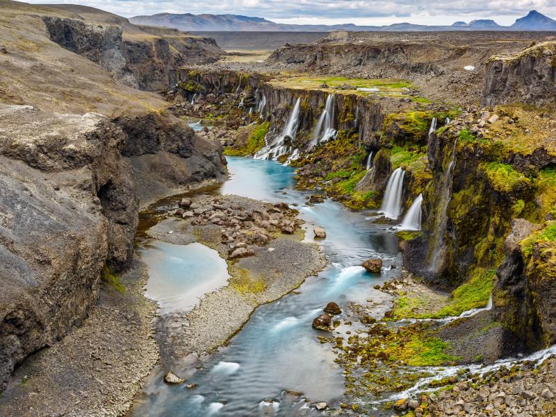 Lo Mejor de Islandia