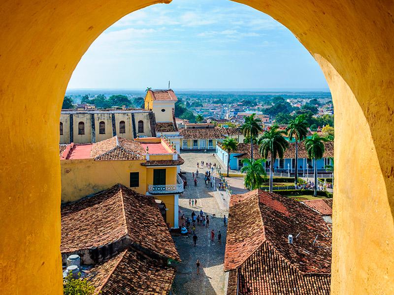 Paisajes de Cuba y Cayo Santa María