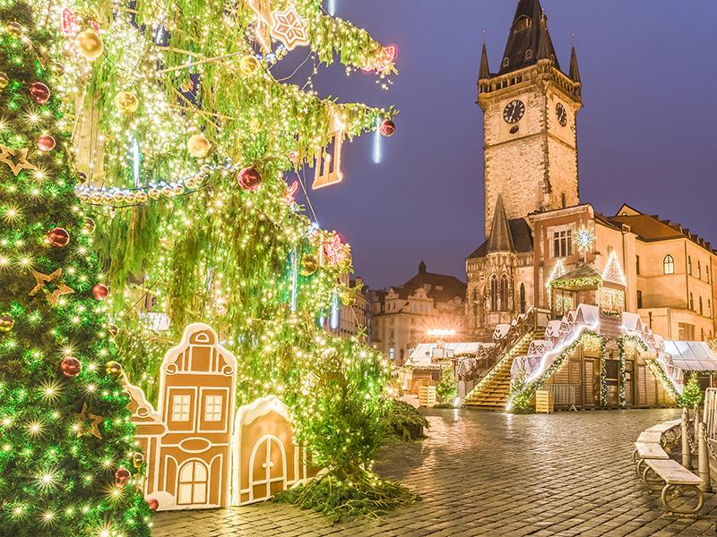 Mercadillos en Praga