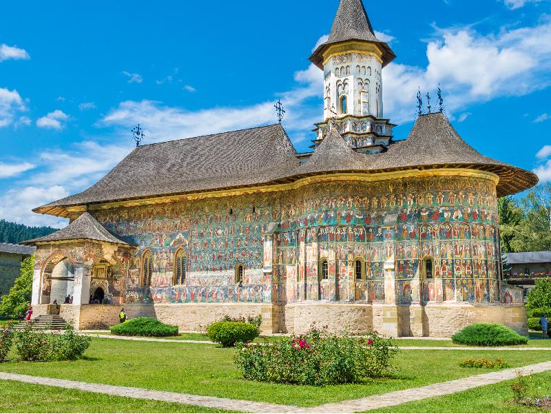 Rumanía Medieval - Extensión a Bulgaria