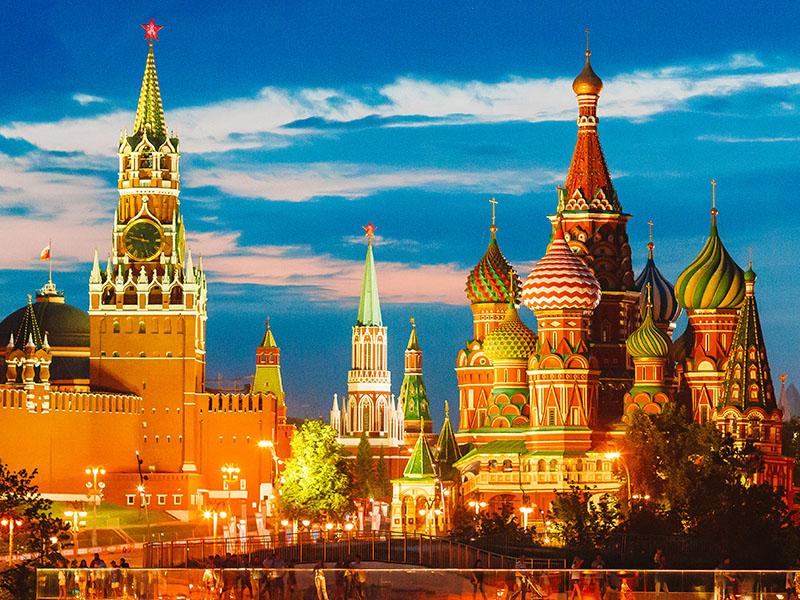 Rusia imperial - Semana Santa (salidas 27 y 28 marzo)