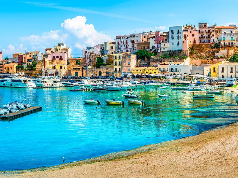 Sicilia en Agosto