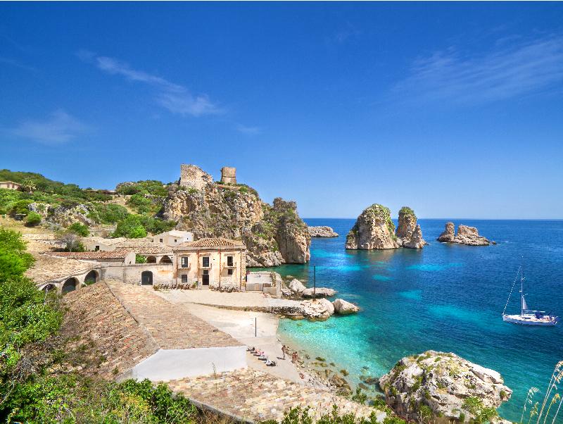 Sicilia, Mitos y Leyendas