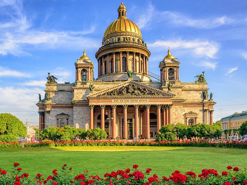 Súper Rusia - de Moscú a San Petersburgo