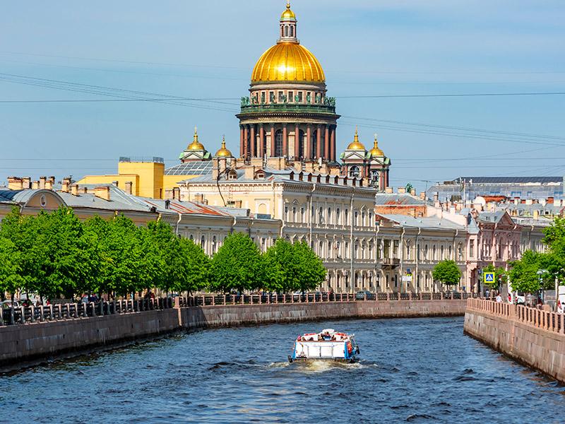 Súper Rusia - de San Petersburgo a Moscú
