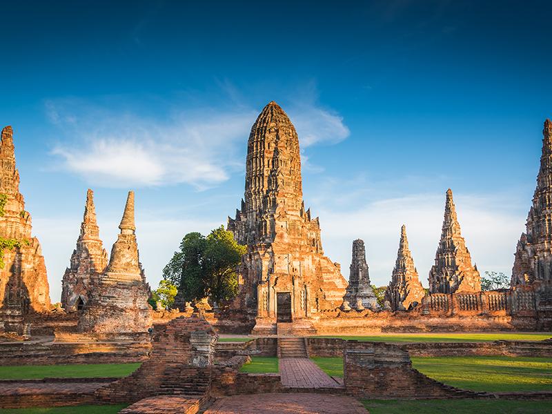 Tailandia Clásica - Opción Sin Playa