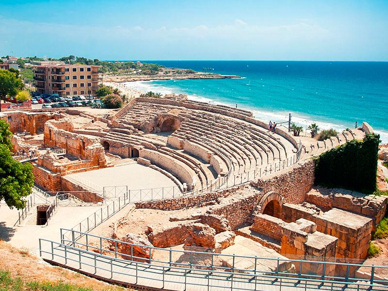 Playas de Tarragona