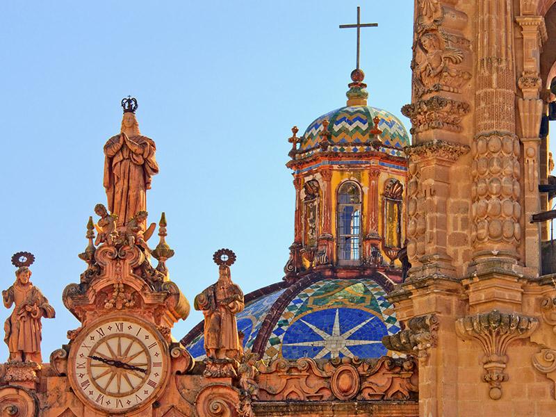 Tesoros Coloniales y Taxco