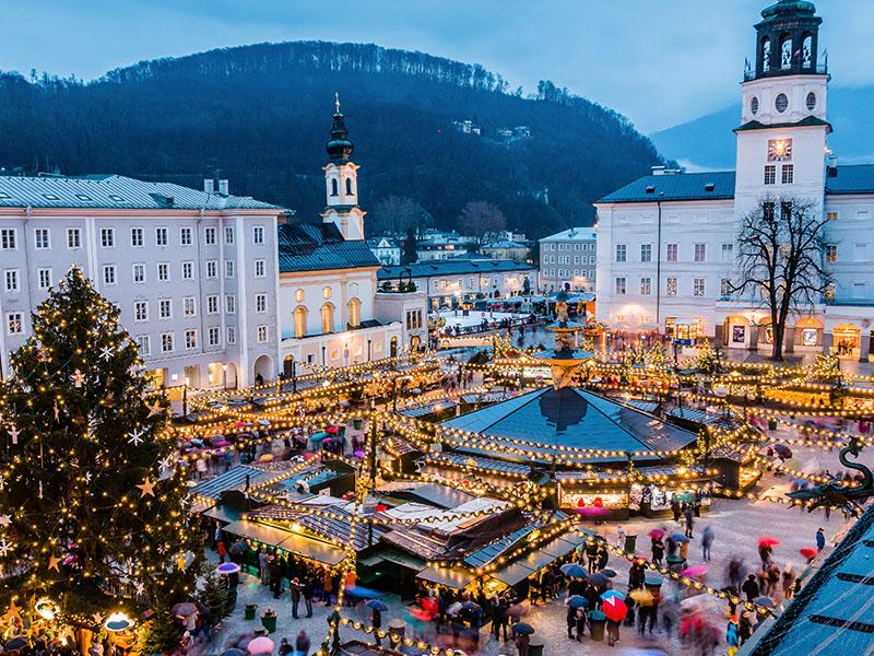 Mercadillos en el Tirol y Salzburgo