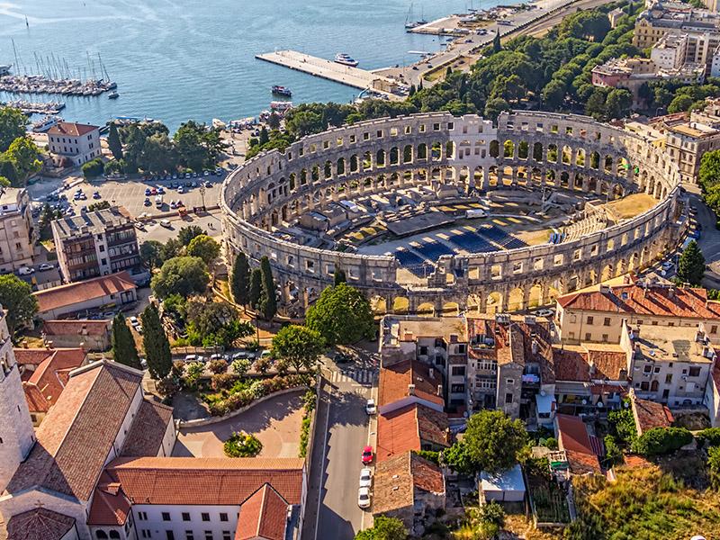 Toda Croacia a su aire