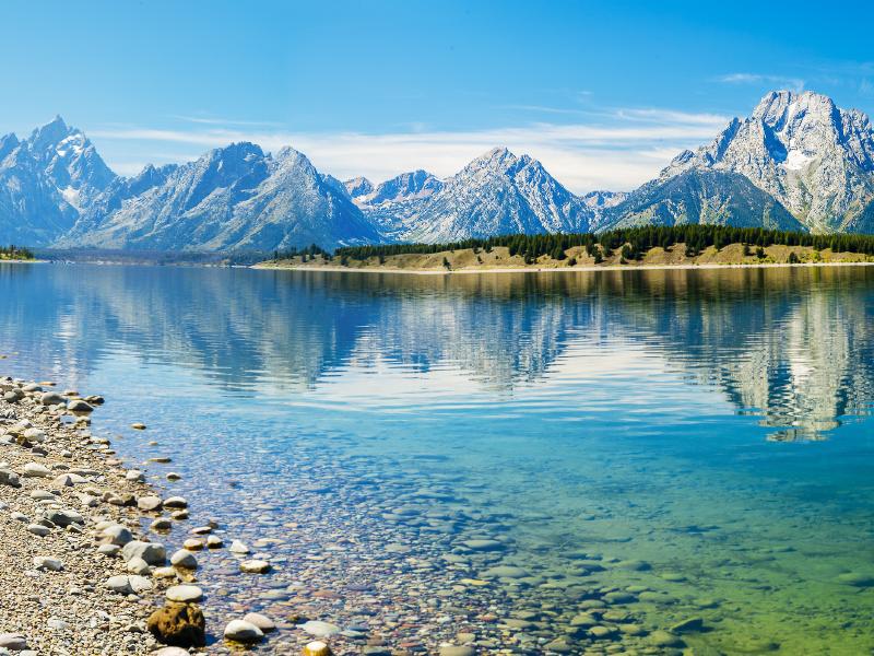 Yellowstone y Los Grandes Parques
